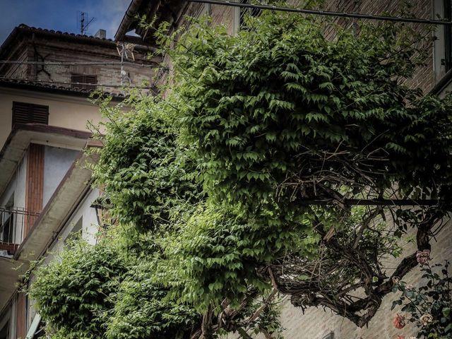 Il matrimonio di Davide e Margherita a Trecastelli, Ancona 38