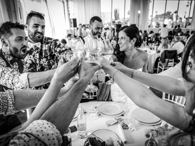 Il matrimonio di Davide e Margherita a Trecastelli, Ancona 39