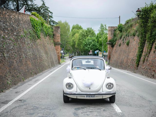 Il matrimonio di Michele e Chiara a Castrocaro Terme e  Terra del Sole, Forlì-Cesena 26