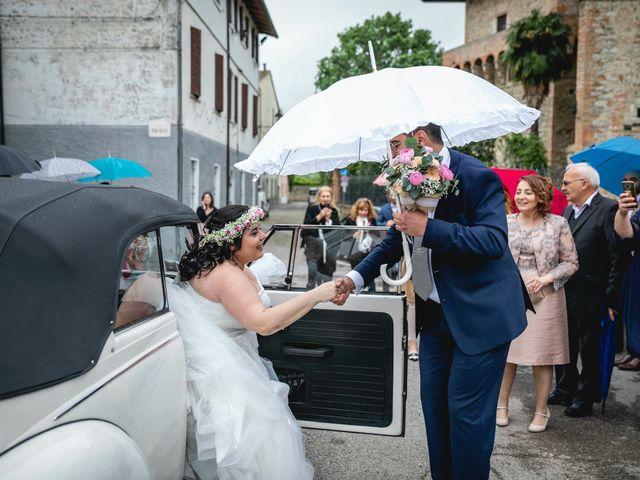 Il matrimonio di Michele e Chiara a Castrocaro Terme e  Terra del Sole, Forlì-Cesena 27