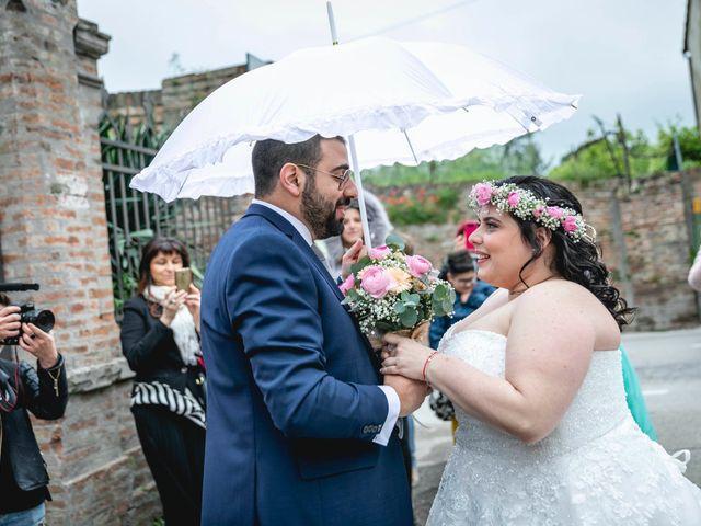 Il matrimonio di Michele e Chiara a Castrocaro Terme e  Terra del Sole, Forlì-Cesena 28