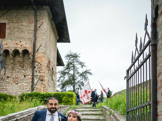 Il matrimonio di Michele e Chiara a Castrocaro Terme e  Terra del Sole, Forlì-Cesena 29