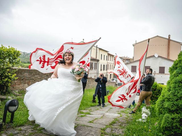 Il matrimonio di Michele e Chiara a Castrocaro Terme e  Terra del Sole, Forlì-Cesena 30