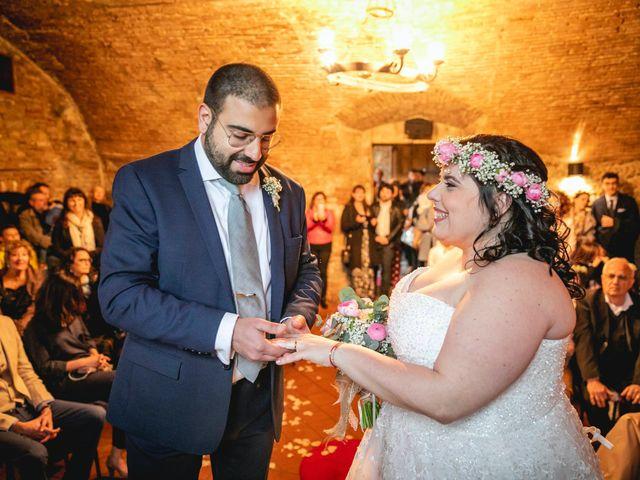 Il matrimonio di Michele e Chiara a Castrocaro Terme e  Terra del Sole, Forlì-Cesena 33
