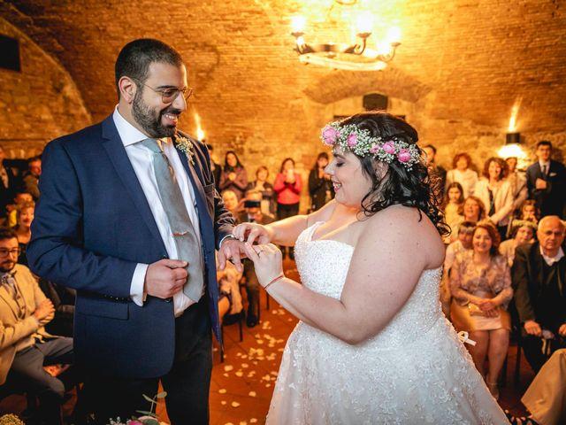 Il matrimonio di Michele e Chiara a Castrocaro Terme e  Terra del Sole, Forlì-Cesena 34
