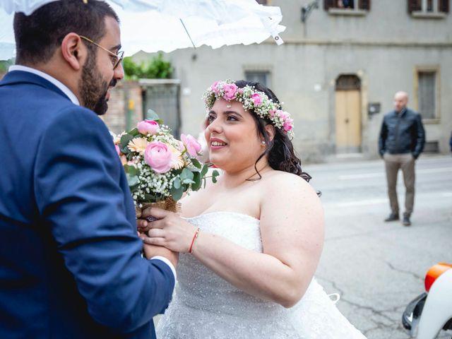 Il matrimonio di Michele e Chiara a Castrocaro Terme e  Terra del Sole, Forlì-Cesena 41