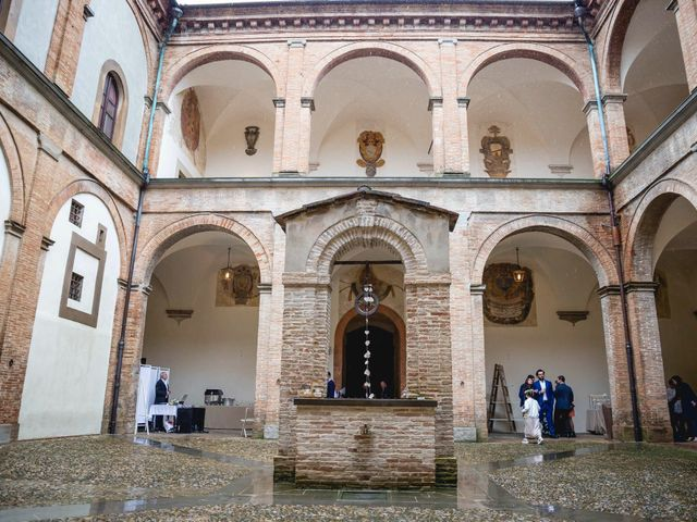 Il matrimonio di Michele e Chiara a Castrocaro Terme e  Terra del Sole, Forlì-Cesena 44