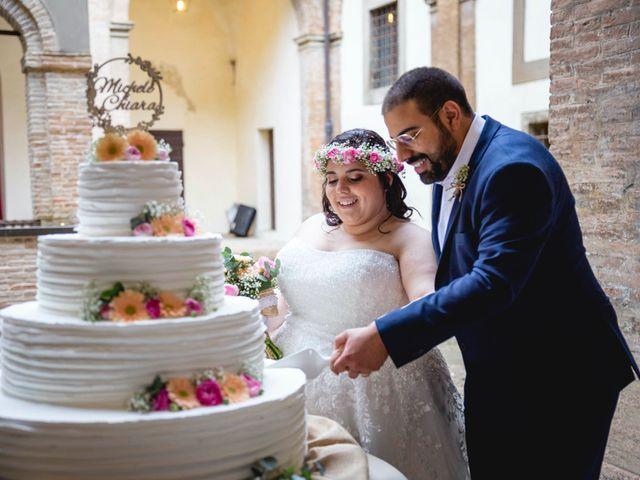 Il matrimonio di Michele e Chiara a Castrocaro Terme e  Terra del Sole, Forlì-Cesena 48
