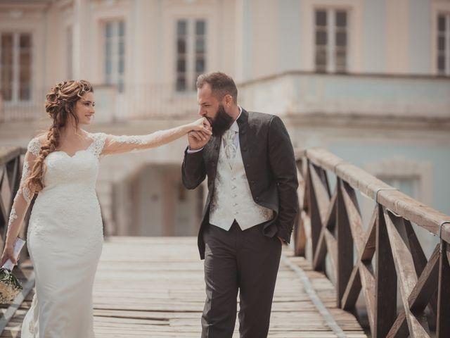 Le nozze di Lolita e Carmine
