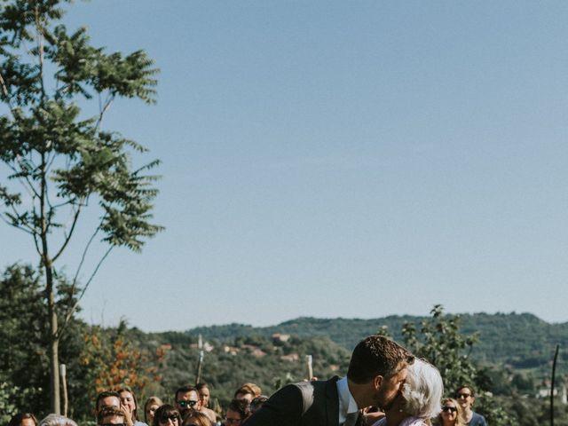 Il matrimonio di Alberto e Valentina a Oggiono, Lecco 50