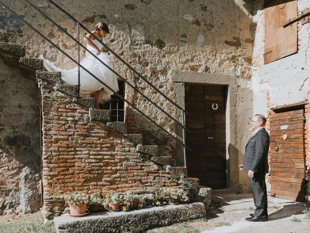 Il matrimonio di Alberto e Valentina a Oggiono, Lecco 53