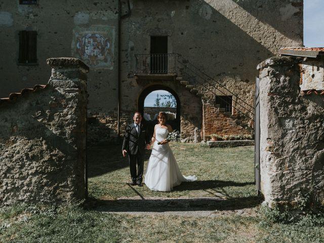 Il matrimonio di Alberto e Valentina a Oggiono, Lecco 54