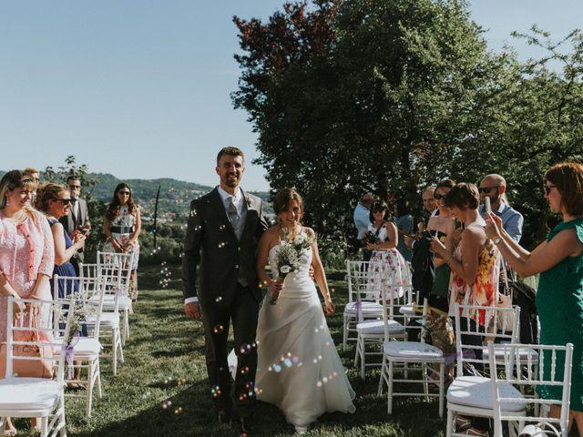 Il matrimonio di Alberto e Valentina a Oggiono, Lecco 77