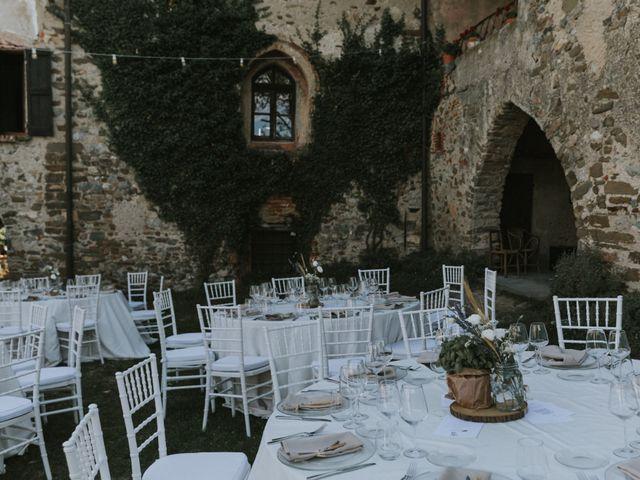 Il matrimonio di Alberto e Valentina a Oggiono, Lecco 85