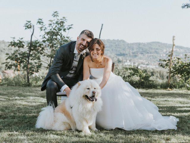 Il matrimonio di Alberto e Valentina a Oggiono, Lecco 89