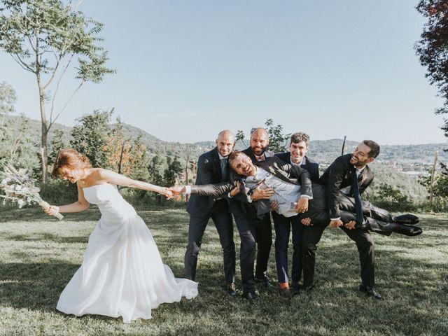 Il matrimonio di Alberto e Valentina a Oggiono, Lecco 90