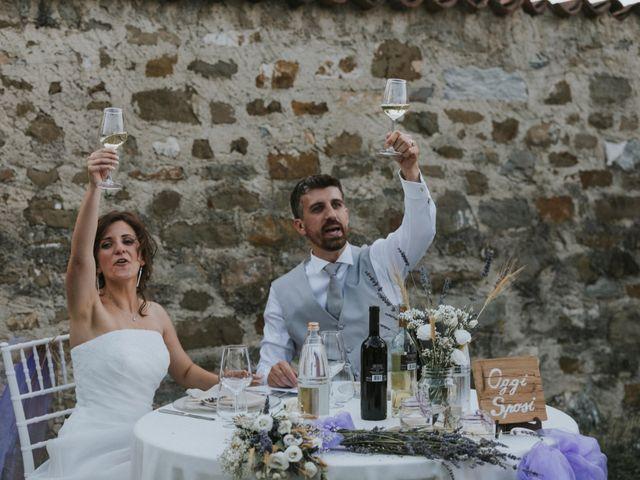 Il matrimonio di Alberto e Valentina a Oggiono, Lecco 106