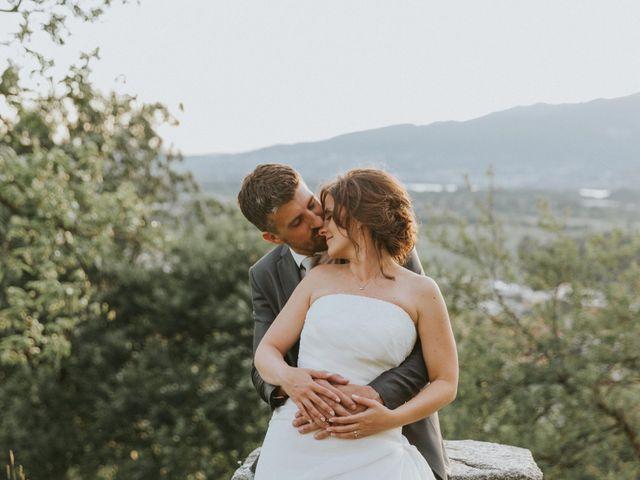 Il matrimonio di Alberto e Valentina a Oggiono, Lecco 108
