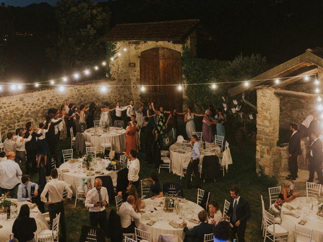 Il matrimonio di Alberto e Valentina a Oggiono, Lecco 120
