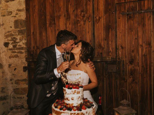 Il matrimonio di Alberto e Valentina a Oggiono, Lecco 124