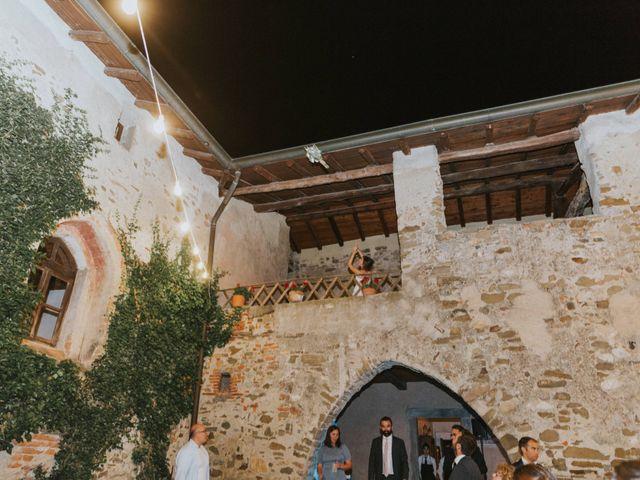 Il matrimonio di Alberto e Valentina a Oggiono, Lecco 128