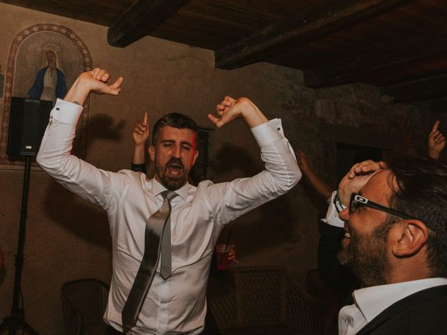 Il matrimonio di Alberto e Valentina a Oggiono, Lecco 130
