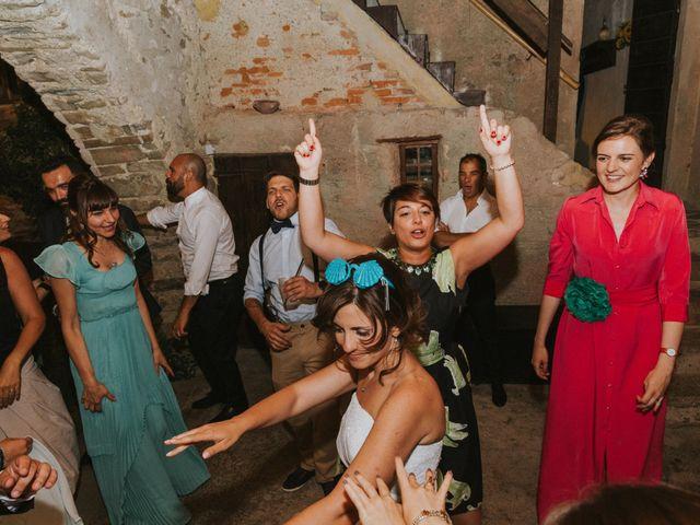 Il matrimonio di Alberto e Valentina a Oggiono, Lecco 131