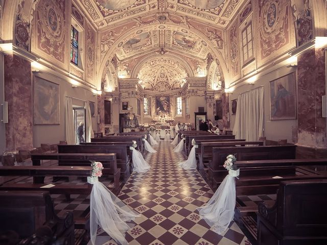 Il matrimonio di Yarianni e Enrico a Brembate, Bergamo 86