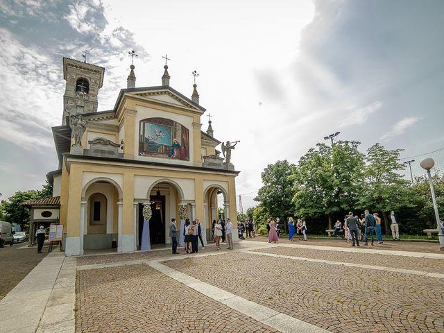 Il matrimonio di Yarianni e Enrico a Brembate, Bergamo 87
