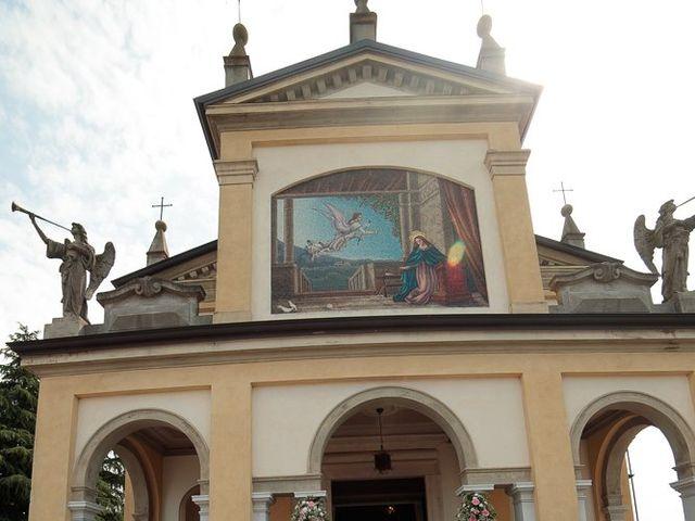 Il matrimonio di Yarianni e Enrico a Brembate, Bergamo 93