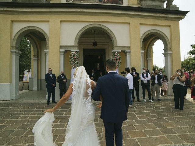 Il matrimonio di Yarianni e Enrico a Brembate, Bergamo 94
