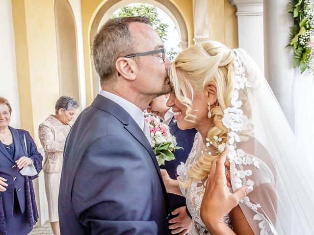 Il matrimonio di Yarianni e Enrico a Brembate, Bergamo 98