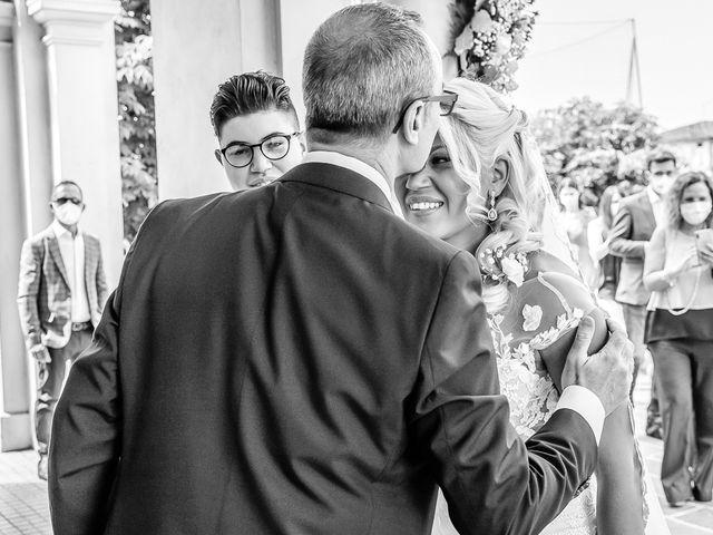 Il matrimonio di Yarianni e Enrico a Brembate, Bergamo 100