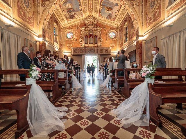 Il matrimonio di Yarianni e Enrico a Brembate, Bergamo 105