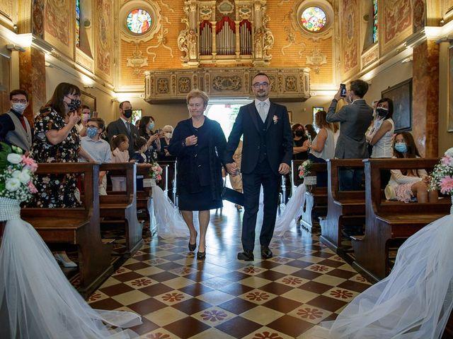 Il matrimonio di Yarianni e Enrico a Brembate, Bergamo 106