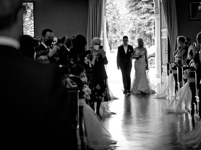 Il matrimonio di Yarianni e Enrico a Brembate, Bergamo 109
