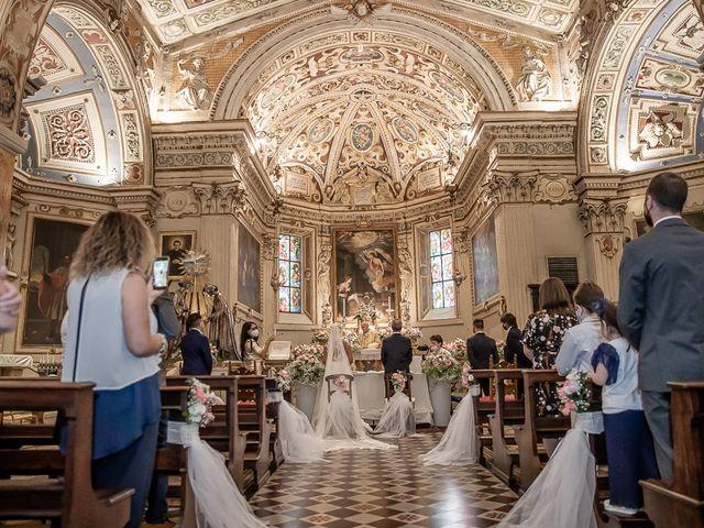 Il matrimonio di Yarianni e Enrico a Brembate, Bergamo 113