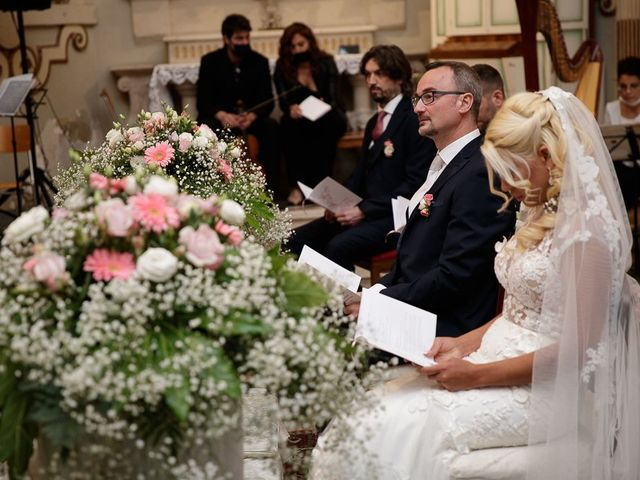 Il matrimonio di Yarianni e Enrico a Brembate, Bergamo 116