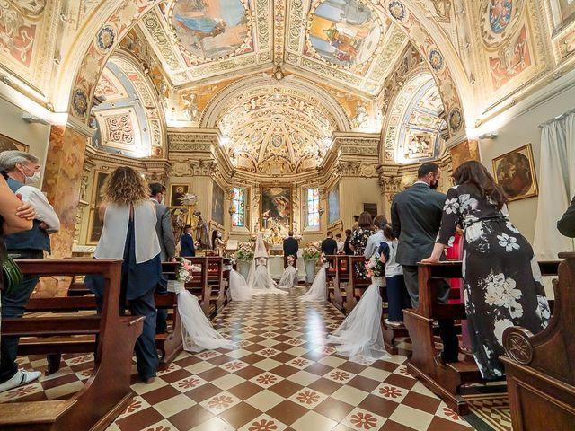 Il matrimonio di Yarianni e Enrico a Brembate, Bergamo 120