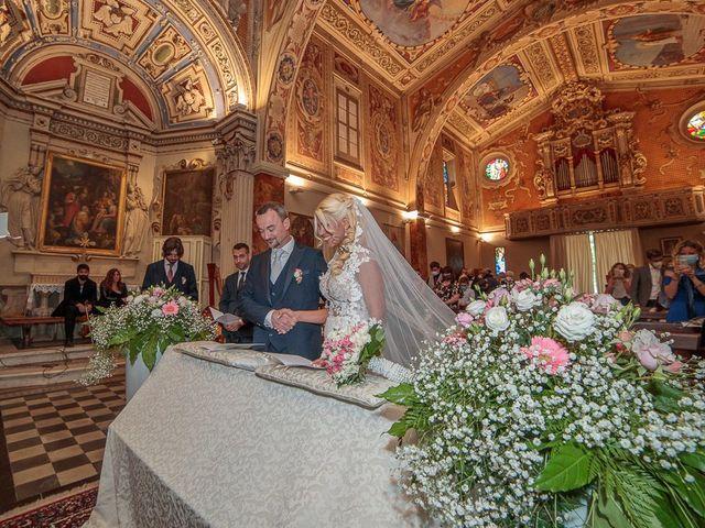Il matrimonio di Yarianni e Enrico a Brembate, Bergamo 133