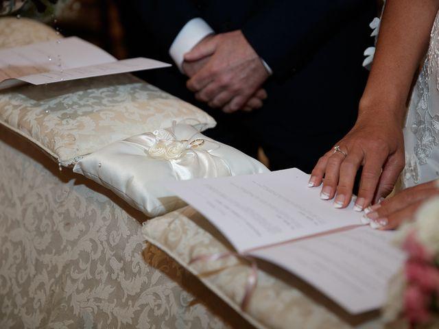 Il matrimonio di Yarianni e Enrico a Brembate, Bergamo 134
