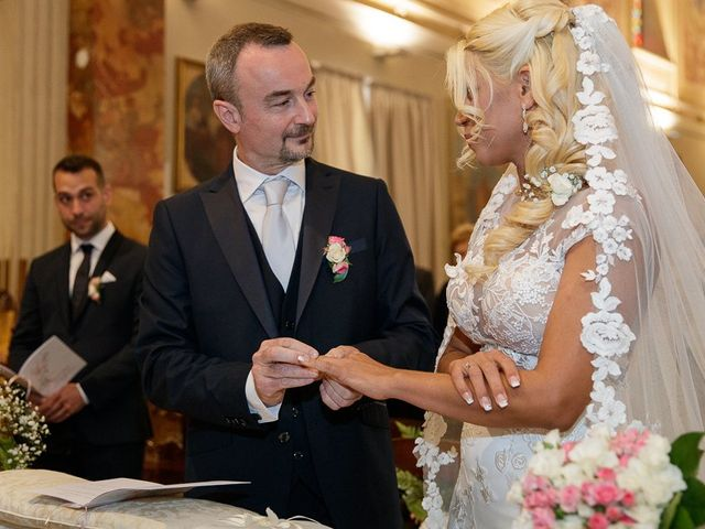 Il matrimonio di Yarianni e Enrico a Brembate, Bergamo 136