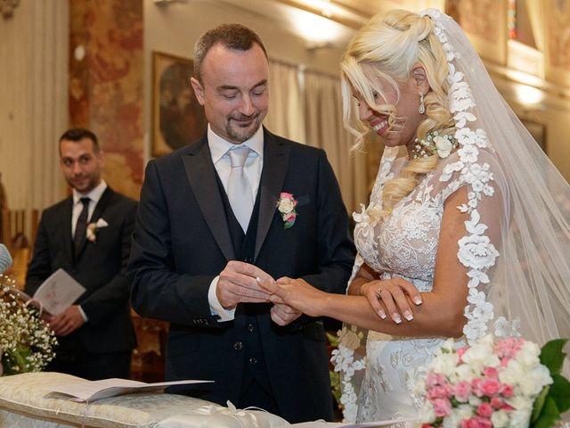 Il matrimonio di Yarianni e Enrico a Brembate, Bergamo 137
