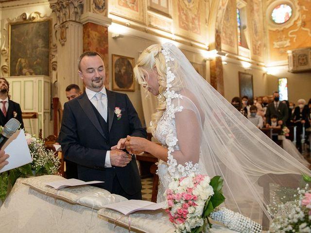 Il matrimonio di Yarianni e Enrico a Brembate, Bergamo 138