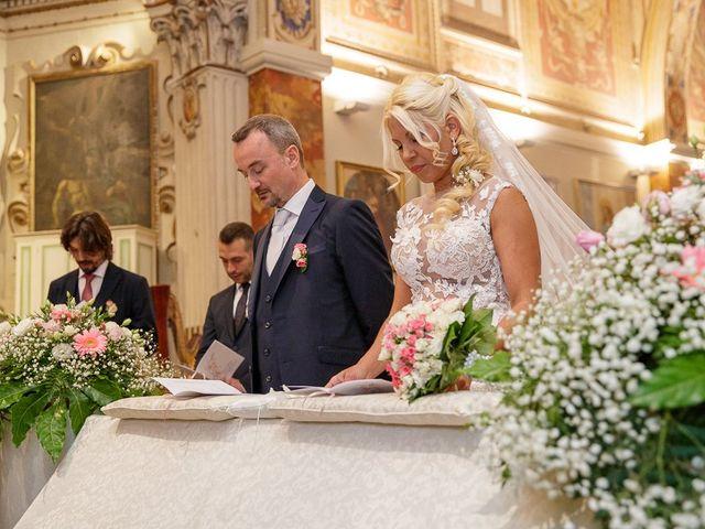 Il matrimonio di Yarianni e Enrico a Brembate, Bergamo 143