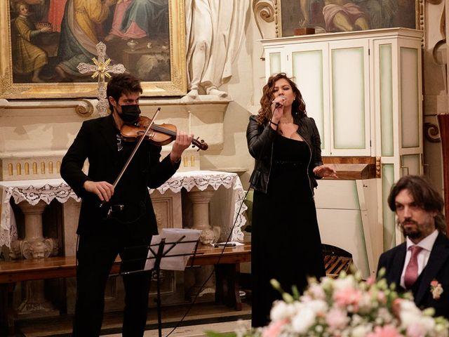 Il matrimonio di Yarianni e Enrico a Brembate, Bergamo 144