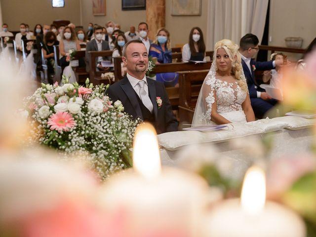 Il matrimonio di Yarianni e Enrico a Brembate, Bergamo 148