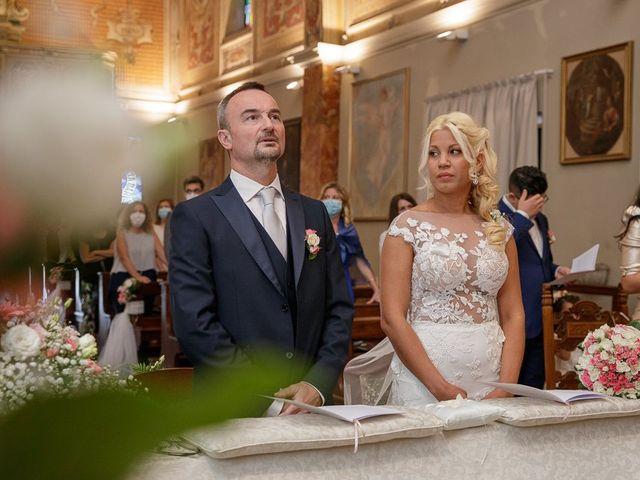 Il matrimonio di Yarianni e Enrico a Brembate, Bergamo 149