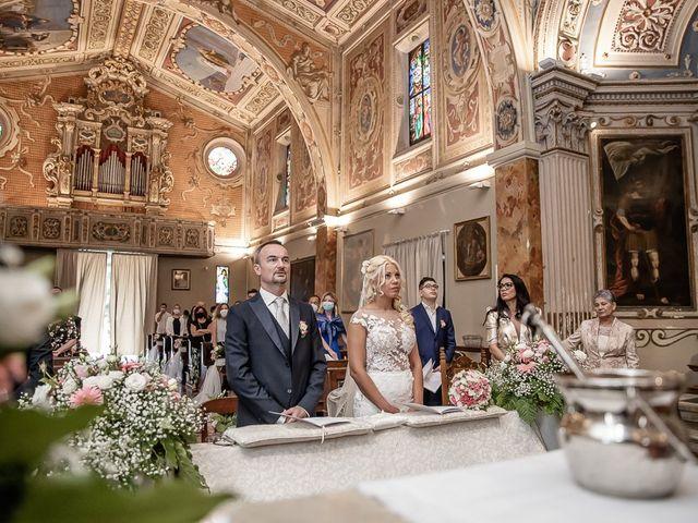 Il matrimonio di Yarianni e Enrico a Brembate, Bergamo 150