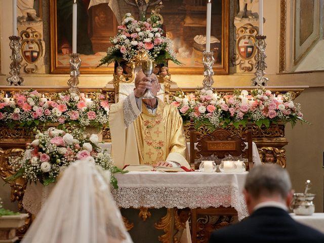 Il matrimonio di Yarianni e Enrico a Brembate, Bergamo 152